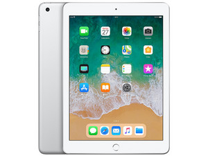 iPad 9.7 Wi-Fi de 128 GB, Plata.