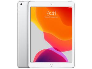 iPad 10.2 Wi-Fi + Cellular de 128 GB, Plata.