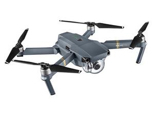 Drone DJI Mavic Pro con batería de 3830 mAh, cámara, soporta MicroSD.