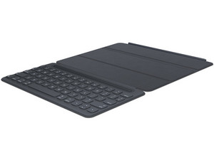 """Smart Keyboard para el iPad Pro de 9.7\"""", idioma Español, Gris."""