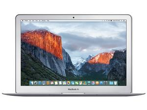 """Apple MacBook Air: Procesador Intel Core i5 (hasta  2.7 GHz), Memoria de 8 GB LPDDR3, SSD de 128 GB, Pantalla LED de 13.3\"""", Video Intel HD Graphics 6000, Red 802.11ac, Mac OS X El Capitan."""