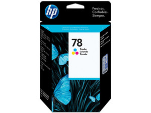 Tinta Hp Color 78 Deskjet 970 Modelo C6578dl