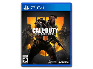 Videojuego para PS4 Call Of Duty Black Ops 4 Standard Edition.