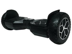 Patineta Eléctrica Blackpcs Hoverboard M408, con Altavoz Bluetooth. Color Negro.