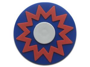 Fidget Spinner Brobotix. Color Azul, diseño Crepúsculo.