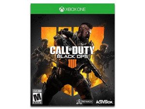 Videojuego para Xbox One Call Of Duty Black Ops 4 Standard Edition.