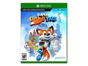Videojuego Super Luckys Tale para Xbox one.