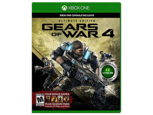 Videojuego para XBOX One, Triforce Gears Of Wars Collectors Edition.