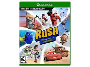 Videojuego Rush HD para xbox One, Edición digital.