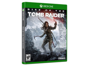 Videojuego para Xbox One Rise of the Tomb Raider.
