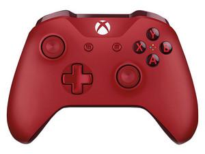 Control Inalámbrico para Xbox One. Color Rojo.