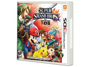 Videojuego para Nintendo 3DS Super Smash Bros.