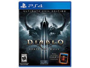 Videojuego Diablo III: Reaper of Souls para PS4.