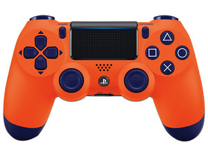 Control Inalámbrico para PS4 DualShock 4 Sunset Orange.
