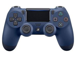 Control Inalámbrico Dualshock 4 (PS4). Color Azul Medianoche.