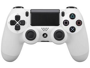 Control Inalámbrico para PS4 DualShock 4 Glacier White.
