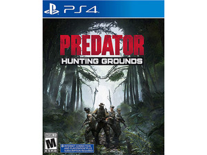 Videojuego Predator: Hunting Grounds para PS4.