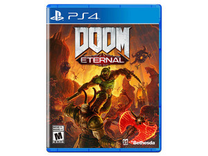 Videojuego Doom Eternal para PS4.