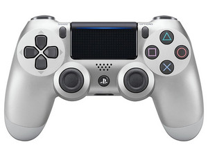 Control Inalámbrico Dualshock 4 (PS4). Color Gris.