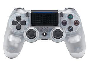 Control Inalámbrico Dualshock 4 (PS4), Crystal.