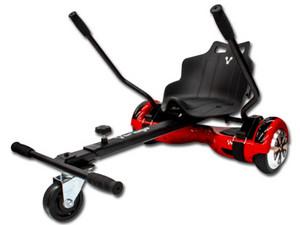 Patineta Electrica Vorago Hoverboard 300, Kit Kart. Color Rojo