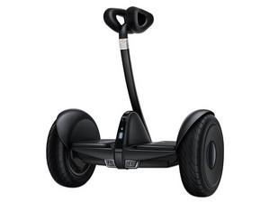 """hoverboard Xiaomi NineBot Mini Eléctrico con ruedas de 10.5\"""". Color Negro."""