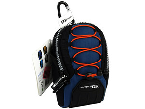 Mini Backpack para Nintendo DS Lite y DSi
