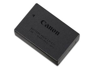 Batería Canon LP-E17 para cámara digital. Color negro.
