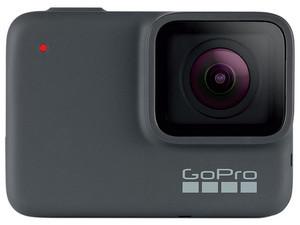 Cámara GoPro Hero 7 Silver Edition, Grabación 4K, Resistencia al agua, WIFI, Bluetooth.