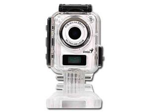 Cámara de Acción Genius Life-Shot FHD300, Full HD, Wi-Fi, resistente al agua.