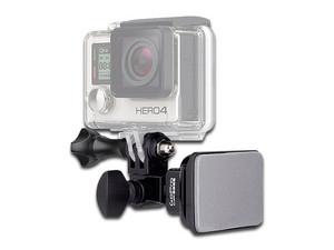 Soporte de cámara GoPro Frontal y Lateral para casco.