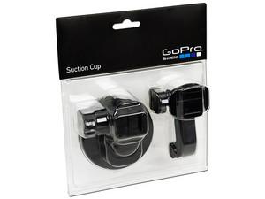 Soporte para cámaras GoPro con ventosa.