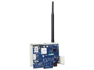 Comunicador Dual IP/3G DSC TL2803GELAT para sistema de Alarma.