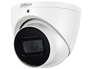 Cámara de vigilancia tipo domo Dahua HDW2802TA, IR hasta 50m, 3840x2160, 8MP, IP67.