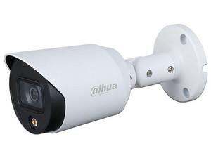 Cámara Tipo Bullet Dahua HAC-HFW1239T-A-LED de 2MP, IR hasta 20m, IP67.