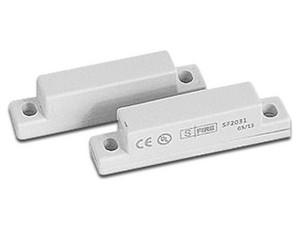 Contacto magnético SFIRE SF-2031 para puertas y ventanas. Color Blanco.