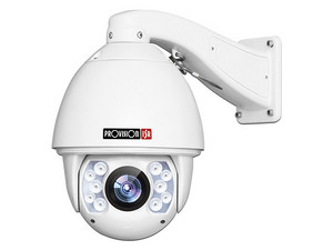 Cámara IP PTZ de Vigilancia PROVISION ISR de 3MP, IR hasta 150m, IP66.