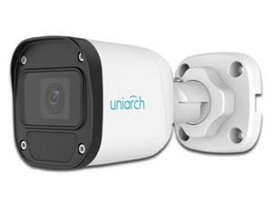Cámara IP tipo bullet Uniarch con luz IR de hasta 30m ,IP67, 1920 x 1080 , 2MP, 2.8mm , RJ45.