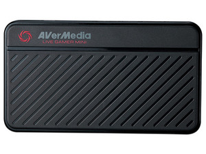 Capturadora de Video AVerMedia Live Gamer MINI GC-311, hasta 1080p.