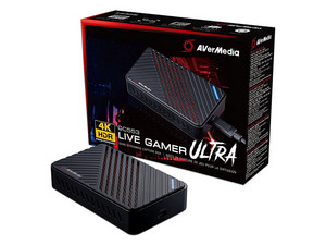Capturadora de video Live Gamer Ultra (GC553),4K, HDMI.