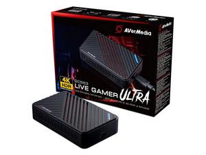 Capturadora de video Live Gamer Ultra (GC553),4K, HDMI.