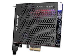 Capturadora de Video AVerMedia Live Gamer GC573, Soporta resolución 4K.