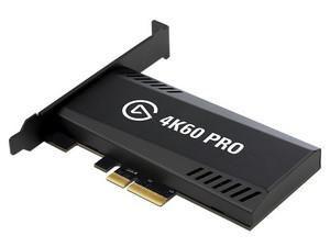 Capturadora de Video Elgato 4K60 Pro 10GAS9901, 4K, PCIe. Color Negro.