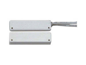 Paquete de sensores magnéticos Bosch ISN-C45-W para puertas y ventanas, 10 piezas.