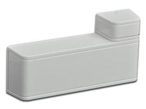 Sensor magnético Bosch RFUN-A para puertas o ventanas.