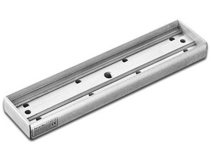 Soporte para instalación de contrachapas magnéticas YLI MBK2801, hasta 280 kg.