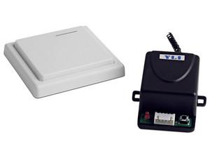 Botón de Apertura YLI Electronic, Contacto de Salida NO, NC, COM.