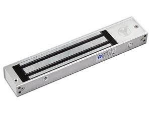 Contra chapa magnética YLI YM500N para puerta de vidrio, puerta metálica, puerta cortafuego, Fuerza de retención 500 Kg.