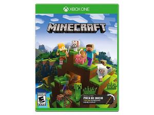 Videojuego Minecraft Starter Collection para Xbox One.