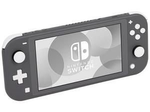 Consola Nintendo Switch Lite. Color Gris.